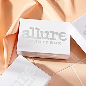 Allure Beauty Box 3月次美妆订阅礼盒代金券