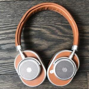 最美的降噪耳机---Master&Dynamic MW65