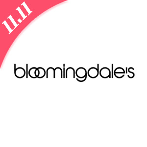 Bloomingdales双十一精选美妆类产品会员每满$100送$25礼卡