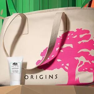Macy's梅西百货购Origins悦木之源85折促销