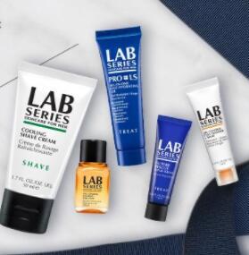 Lab Series朗仕官网全场护肤满$60送护肤5件套+满$80送正装洁面