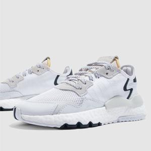 新款!Adidas ORIGINALS NITE JOGGER 大童运动鞋