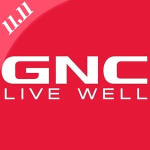 GNC健安喜双十一精选保健品低至4折+满$50立减$10促销
