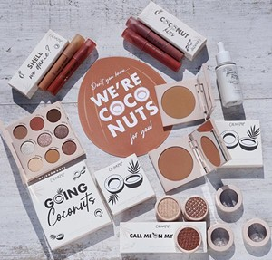 ColourPop The Coconut 系列彩妆
