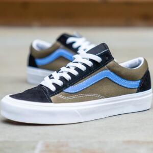 Vans范斯Style 36拼色男女中性款板鞋