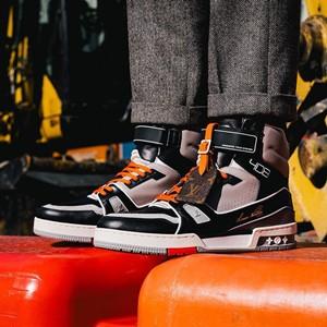 Louis Vuitton 地区限定球鞋