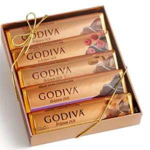 凑单品!Godiva歌帝梵 5 Bar 巧克力