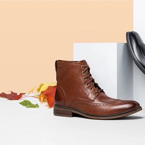 Rockport网站现有精选鞋品额外7折+免邮促销