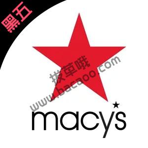 Macy's梅西2019 Black Friday黑五促销海报出炉