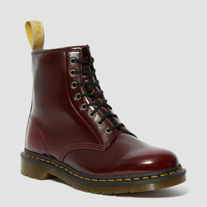 Dr. Martens 1460经典女款马丁靴樱桃红色