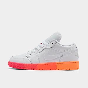 Air Jordan 1 Mid 低帮大童鞋