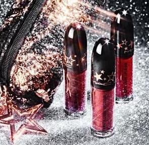 MAC魅可2019年圣诞限量迷你3支装哑光唇釉套装