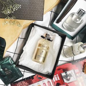 Molton Brown美国官网精选节日套装额外75折+最高满赠6件套礼包