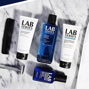 Lab Series朗仕官网全场护肤满$75赠正装保湿霜