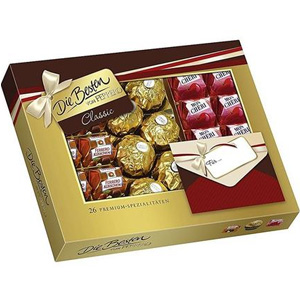 FERRERO费列罗 巧克力精选礼盒 269g