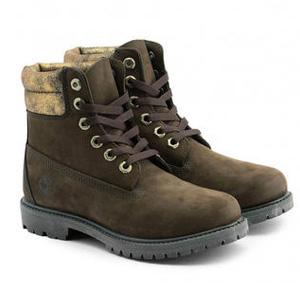 Timberland 添柏岚 沃特维尔 6英寸 女士马丁靴