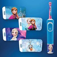 Oral-B欧乐B 儿童电动牙刷 冰雪奇缘款