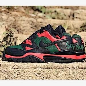 这颜值你给几分?Supreme x Nike最新联名爆出实物图!
