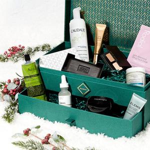 SkinStore Evergreen圣诞限定礼盒(价值$280)