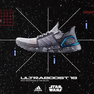 Adidas美国官网现有Ultraboost跑鞋5折促销
