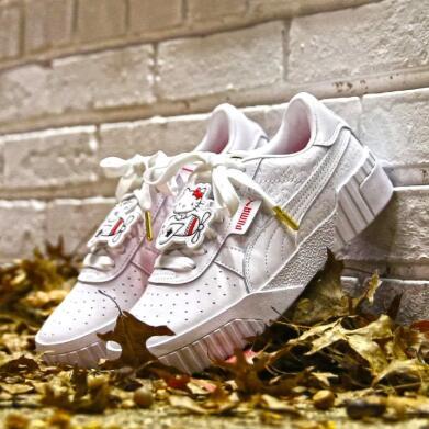 PUMA x HELLO KITTY Cali 女款板鞋