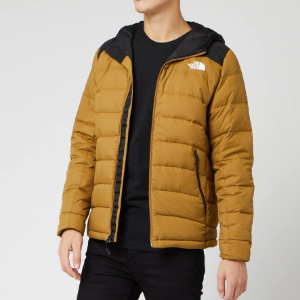 The North Face北脸 带帽棉服夹克
