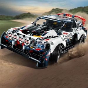 预售款!LEGO 乐高 科技系列 Top Gear 遥控拉力赛车