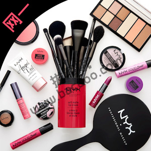 NYX cosmetics美国官网网一全场妆无门槛6折促销