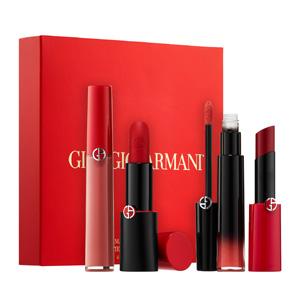 Giorgio Armani 阿玛尼唇膏4件套(价值CA$196)
