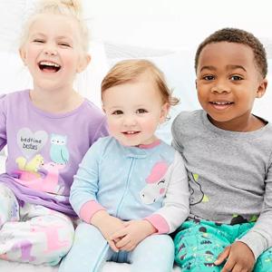 Carters卡特双十二现有全场儿童服饰低至2折+买一送一