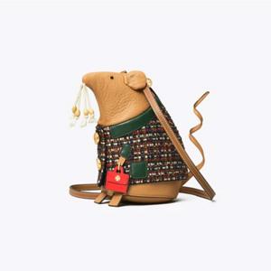 新品!Tory Burch 汤丽柏琦鼠年特别版小包