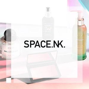 Space NK美国官网全场美妆满$125直减$25促销