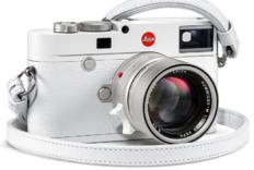 LEICA M10 推出全新纯白色相机