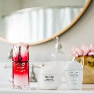 Shiseido资生堂双十二全场满$100送自选4件好礼