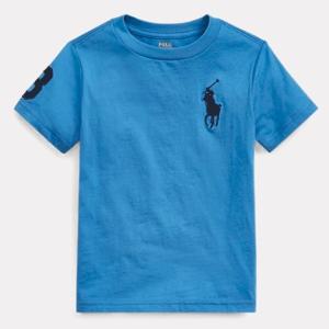 随手撸!Ralph Lauren拉夫劳伦大马球标中童T恤 多色