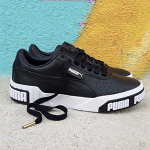 PUMA X Cali 经典女士休闲鞋(瑟琳娜同款) 黑色款