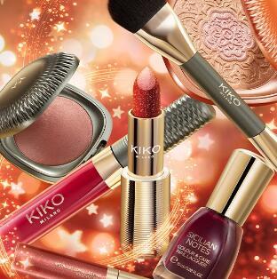 Kiko美国官网全场美妆额外6折促销