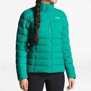 THE NORTH FACE Stretch Down 女士短款羽绒服