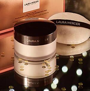 Laura Mercier美国官网精选彩妆护肤额外8折促销