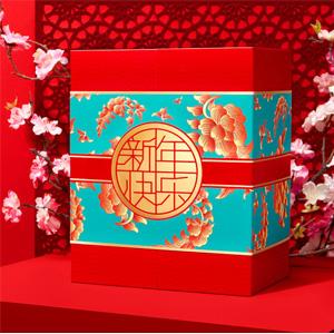 降价!LOOKFANTASTIC 2020年中国新年春意繁花盒(价值超过¥2000)