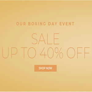 Eve Lom英国官网boxing day精选圣诞套装低至6折促销