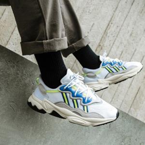 肖战同款!Adidas阿迪达斯3M反光中性款跑步鞋