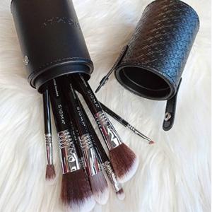 Sigma ESSENTIAL 7支旅行化妆刷套组(带刷桶)