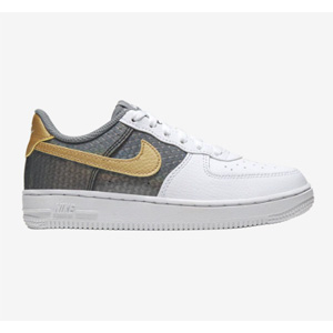 Nike Air Force 1 Low 全新蛇纹中童板鞋