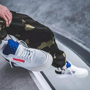 Nike Air Force 1 Type 空军一号解构机能大童款板鞋