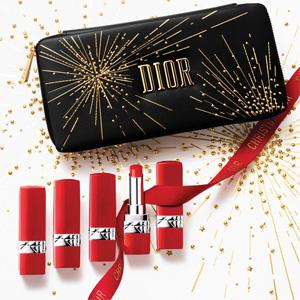 Dior迪奥美国官网上新2020年农历新年系列彩妆