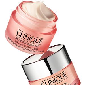 北美商家购Clinique倩碧面霜和乳液满$28送正装眼霜促销汇总
