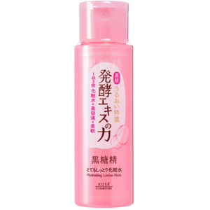 KOSE高丝 黑糖精三合一保湿补水化妆水 180ml