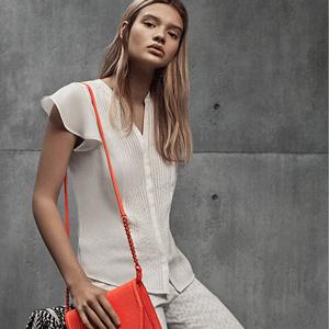 Calvin Klein全场服饰7折+折扣区额外4折促销