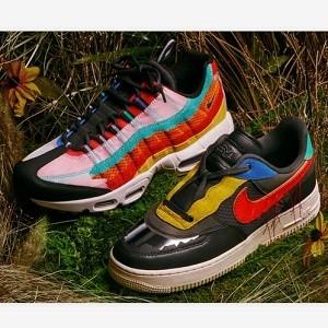 再推经典系列!Nike x Converse 黑人历史月套装下月上市!